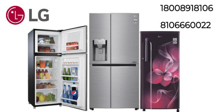 LG Refrigerator repair & services in Navi Mumbai